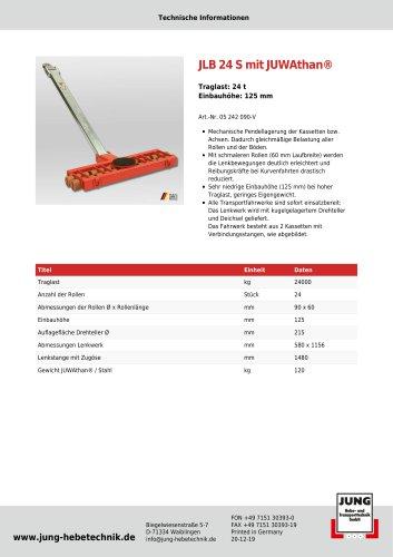 JLB 24 S Produkt Details
