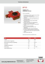 JLF 3,5 Produkt Details