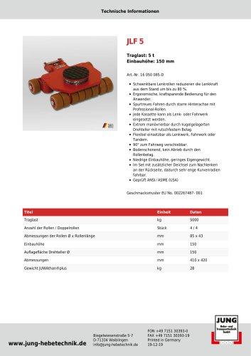 JLF 5 Produkt Details
