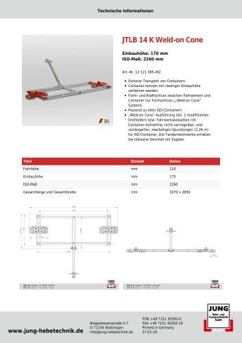 JTLB 14 K WOC Produkt Details