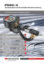 PNSC-2 Druckluft Spann-und Verschlußkombinationswerkzeug