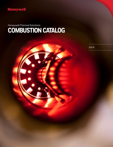 COMBUSTION CATALOG