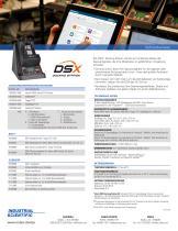 DSX (Technische Daten)