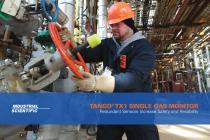 TANGO® TX1 SINGLE GAS MONITOR