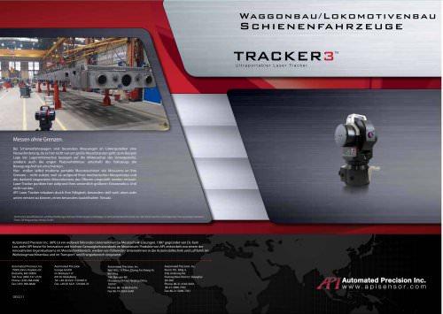 Schienenfahrzeuge: Waggonbau, Lokomotivenbau (Flyer)