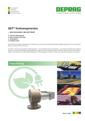 GET Turbinengenerator