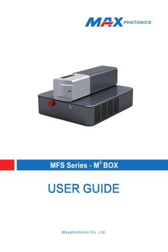 M5-BOX Laser Marking Machine V1.0