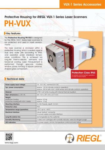 RIEGL PH-VUX
