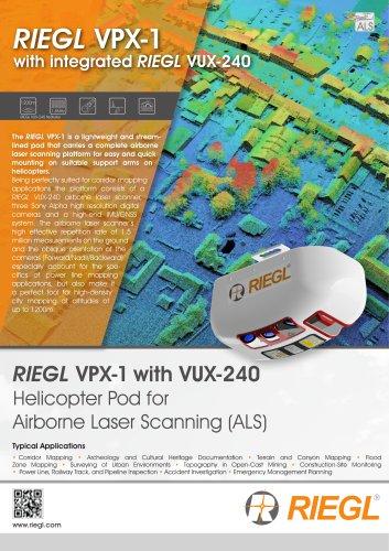 RIEGL VPX-1