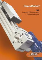 DLS Lineares Führungs- und Positioniersystem
