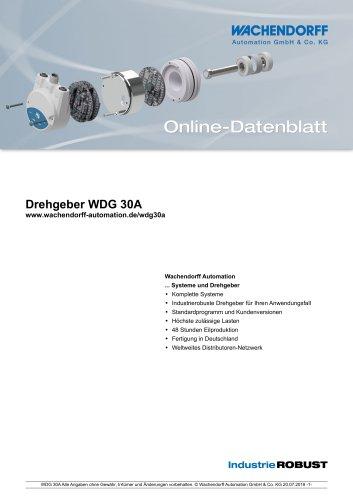 Drehgeber WDG 30A