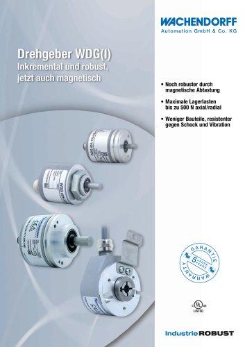 Drehgeber WDG(I)