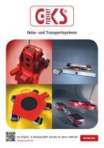 Hebe- und Transportsysteme