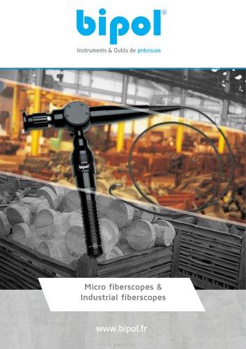 Micro fiberscopes & Industrial fiberscopes