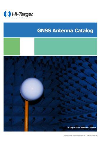 Hi-Target/Choke Ring GNSS Antenna/AT-45101CP