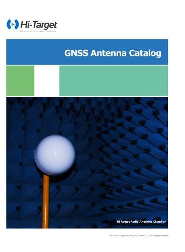 Hi-Target/High Precision GNSS Antenna/AH-4236