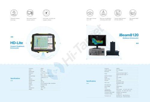 Hi-Target/Single Beam Echo Sounder/HD-Lite
