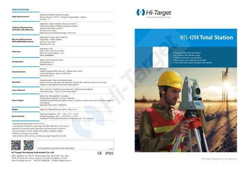 Hi-Target/Total Station/HTS-420R