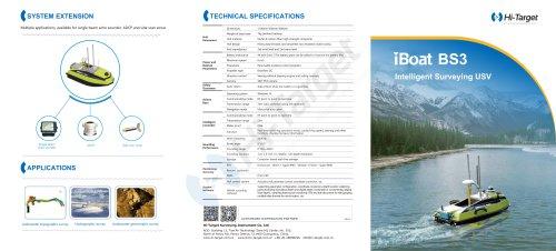 Hi-Target/USV/iBoat BS3