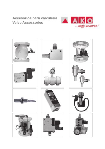 Product overview accessories