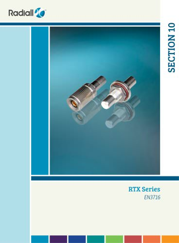 RTX Series (EN3716)
