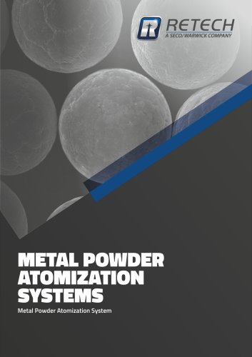 Metal Powder Atomization Systems