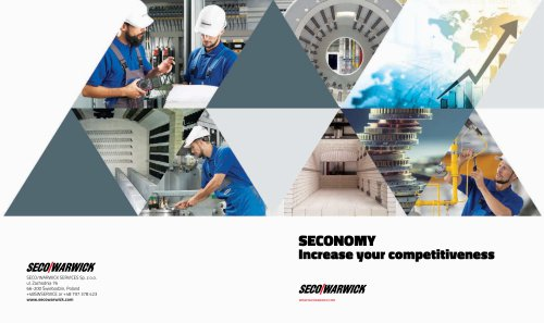 SECO/WARWICK - Professional Technical Services_SECONOMY