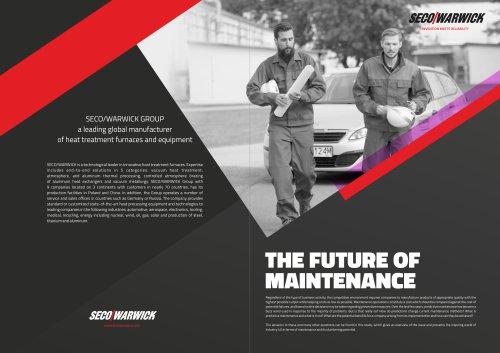 The Future of Maintenance