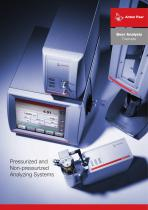 Beer Analysis Overview-Pressurized and Non-pressurized Analyzing Systems_XDLIP017EN-H
