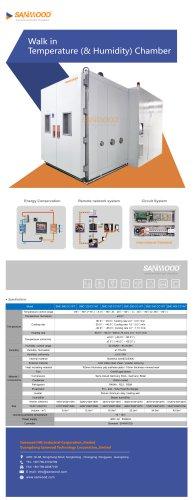 Aging test chamber SMC-1800-CC
