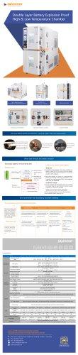 Battery test chamber SMC-225-CC-FB-2
