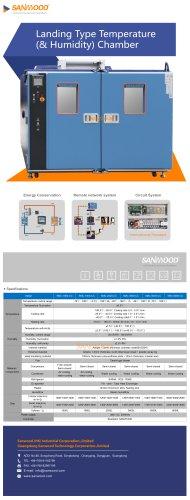 Humidity test chamber SMC-3600-CC