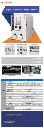 Temperature test chamber SM-KS-1000-CC