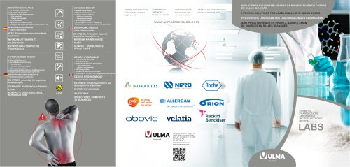 Stainless Steel Hygienic Material Handling for Pharmaceutic Cosmetic Industry