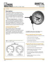 BIMETAL - Dual-Mode Remote Thermometer