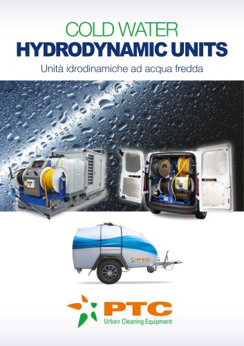 PTC Cold Water Units
