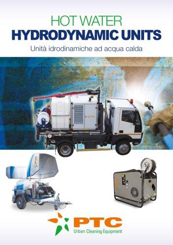 PTC Hot Water Units