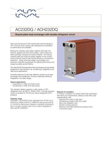 AC232DQ / ACH232DQ