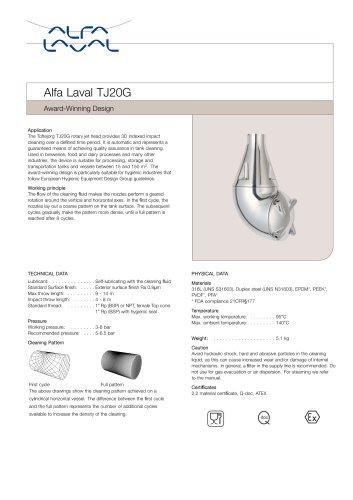 Alfa Laval TJ20G
