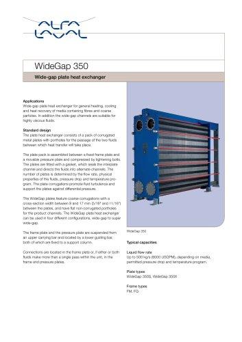 WideGap 350