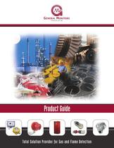 Gas and Flame Detection Product Guide