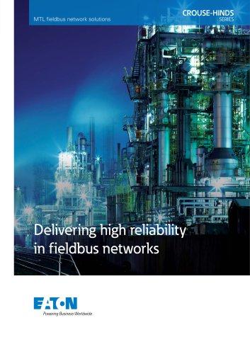 MTL fieldbus network solutions