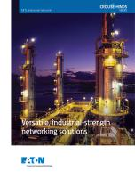 MTL industrial networks