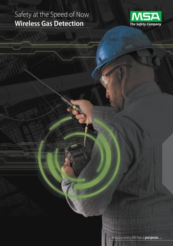 ALTAIR® 5X PID Wireless Gas Detection