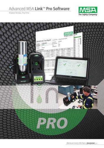 MSA Link Pro Software