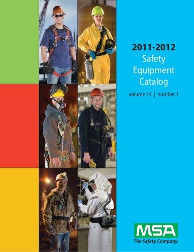 Safety equipment Catalog