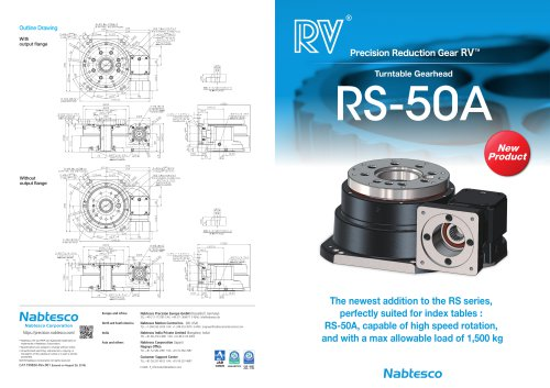 RS-50A