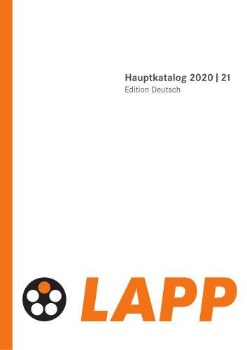 Hauptkatalog 2020 | 21