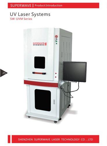 Superwave laser UV laser marking machine