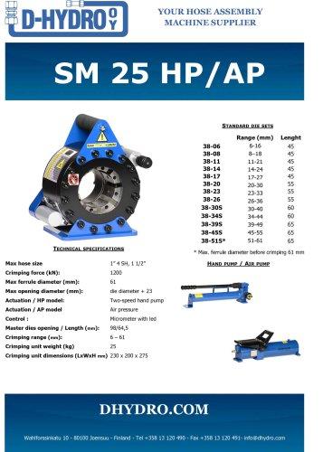 SM 25 AP